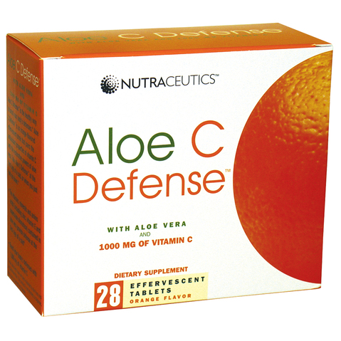 Aloe C Defense at ELIVATE™