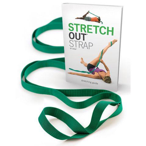 Stretch Major Muscle Groups with the Stretch Out Strap