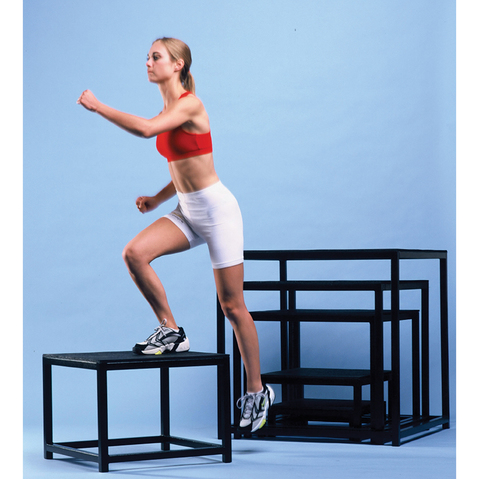 Deluxe Plyo Box at ELIVATE™