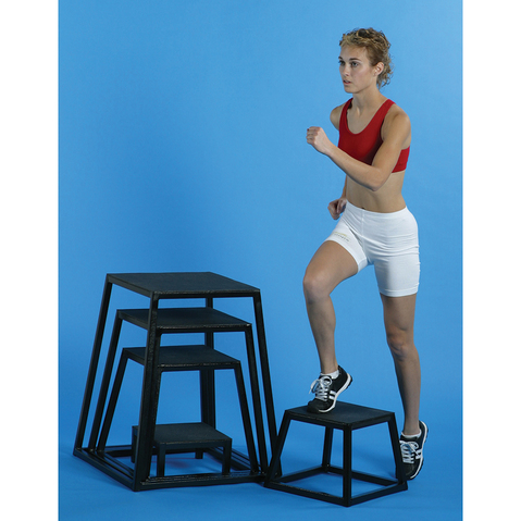 Standard Plyo Boxes at ELIVATE™