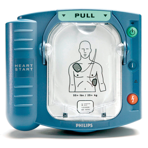 Extra Adult Pad Cartridge for Automatic External Defibrillator