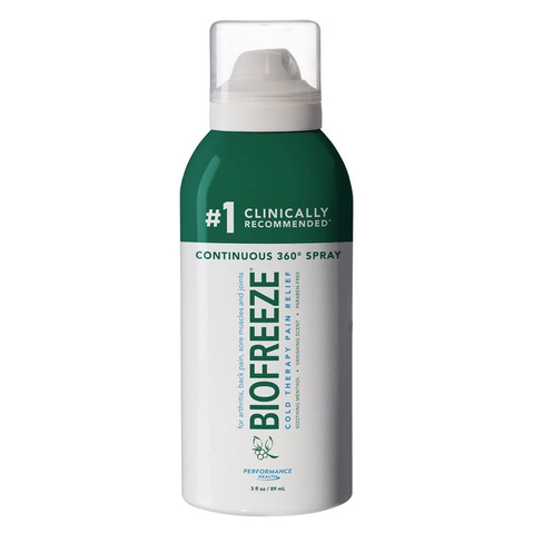 Biofreeze Topical Pain Reliever