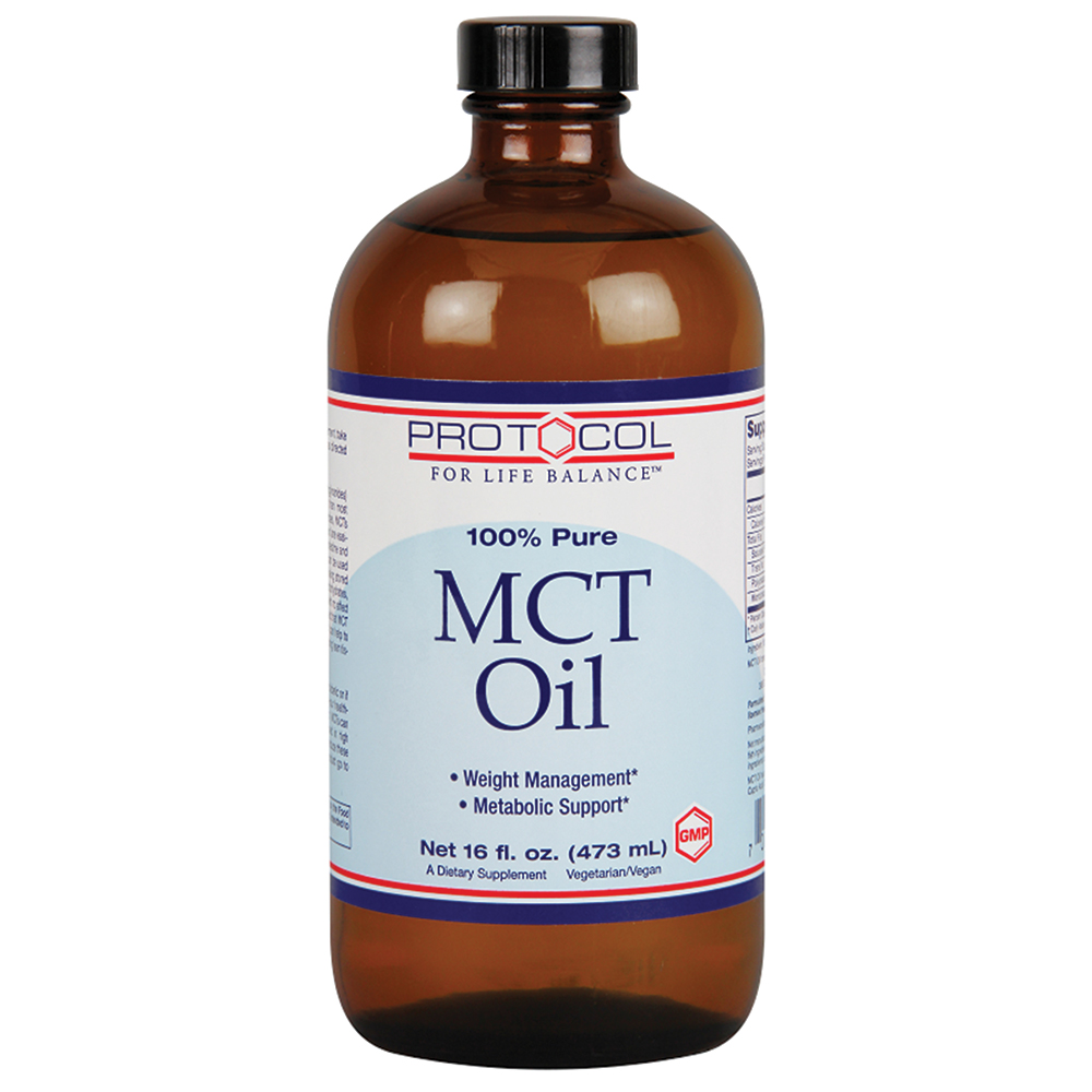Protocol for Life Balance MCT Oil