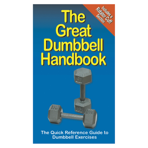 The Great Dumbbell Handbook at ELIVATE™