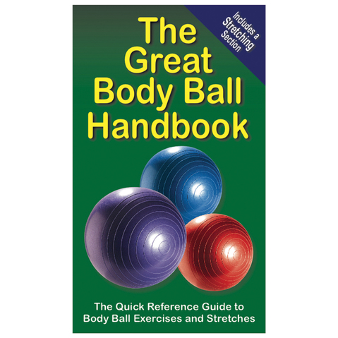 Comprehensive Exercise Ball Book at ELIVATE™