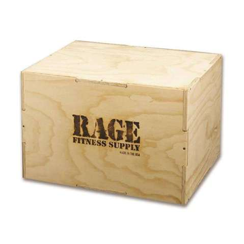 Rage Fitness® Plyo Cube at ELIVATE