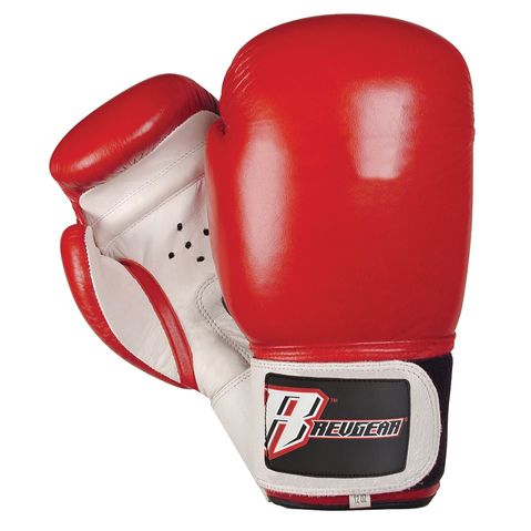 Leather Training Gloves & More Revgear Boxing Gloves