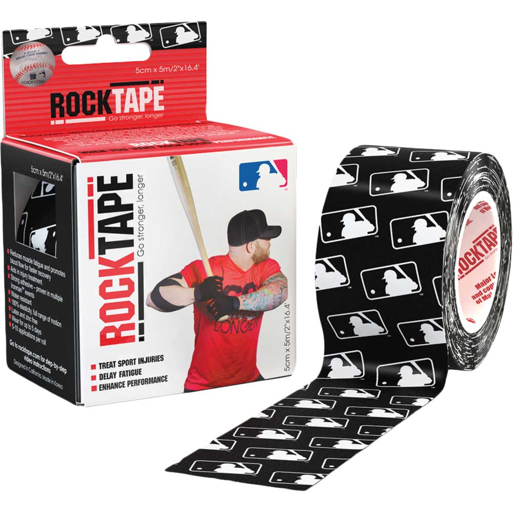 RockTape MLB Kinesiology Tape