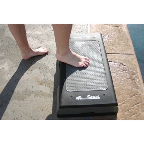 Sprint Adjustable Aqua Step