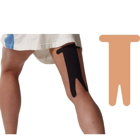 SpiderTech Precut Hamstring Tape & Other Kinesiology Tape at ELIVATE