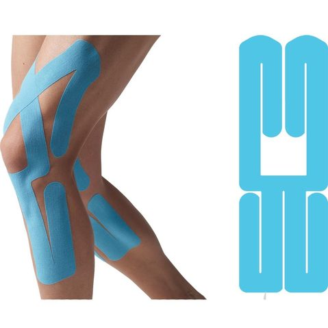 SpiderTech Precut Full Knee Tape & Other Kinesiology Tape at ELIVATE