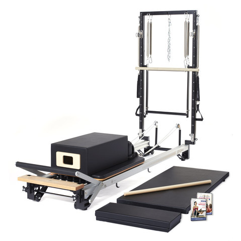 Merrithew SPX Max Plus Reformer & Other Pilates Equipment at ELIVATE