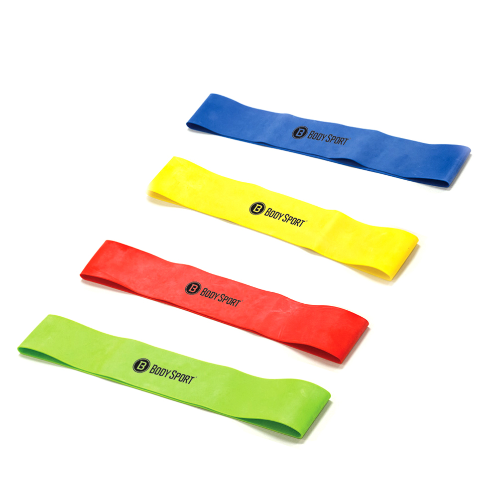 BodySport Loop Exercise Bands - Click to Shop