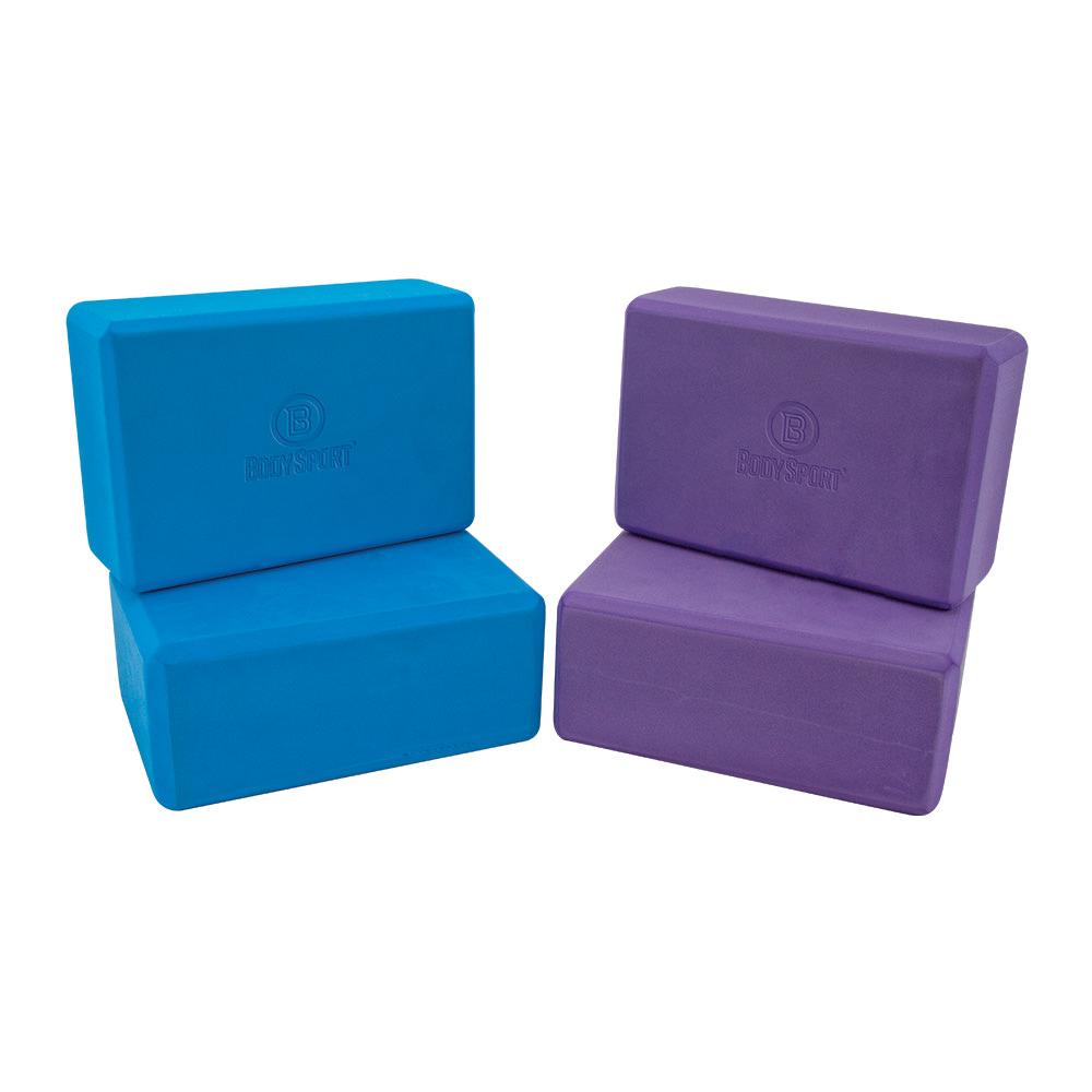 BODY SPORT Foam Yoga Block