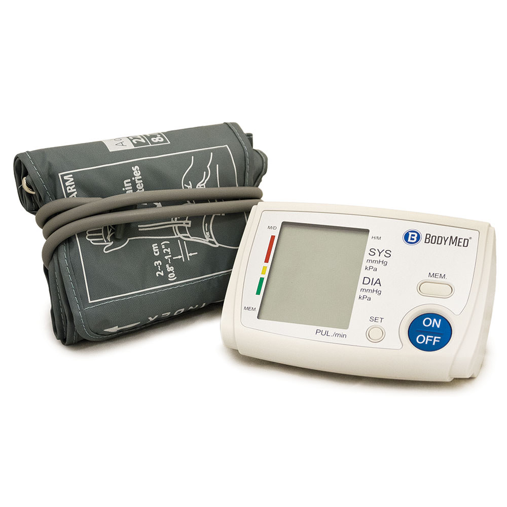 BODYMED® Digital Blood Pressure Monitor