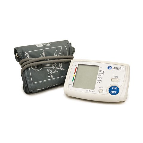 This inflatable replacement cuff is specifically designed to work with the BodyMed Digital Blood Pressure Monitor