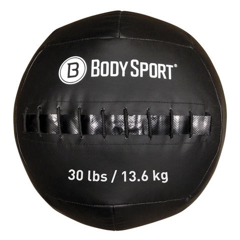 New Body Sport Wall Balls at ELIVATE