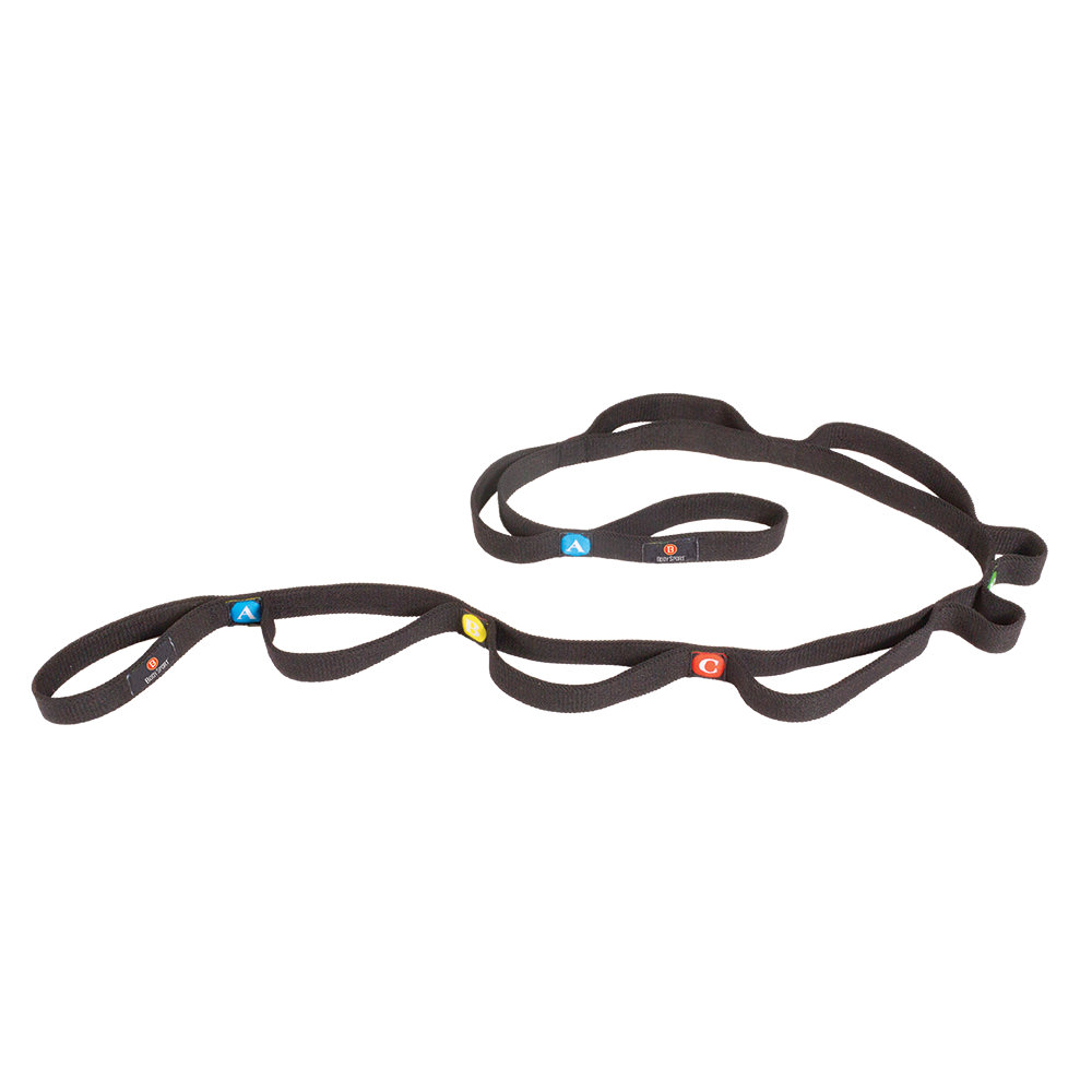BODY SPORT Elastic Stretch Strap