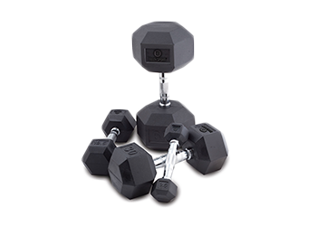 Categories - Body Sport Hex Dumbbells - Click to Shop
