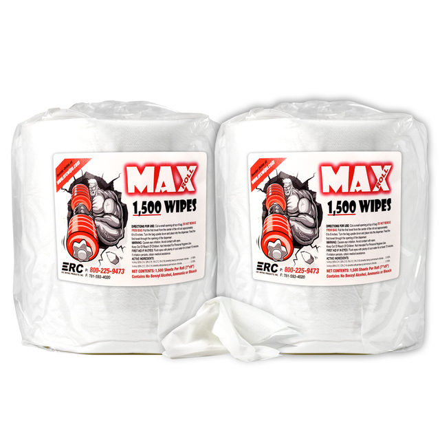 ELIVATE Featured Products - Max Roll Fitness Equipment and Surface Wipes - Click to Shop