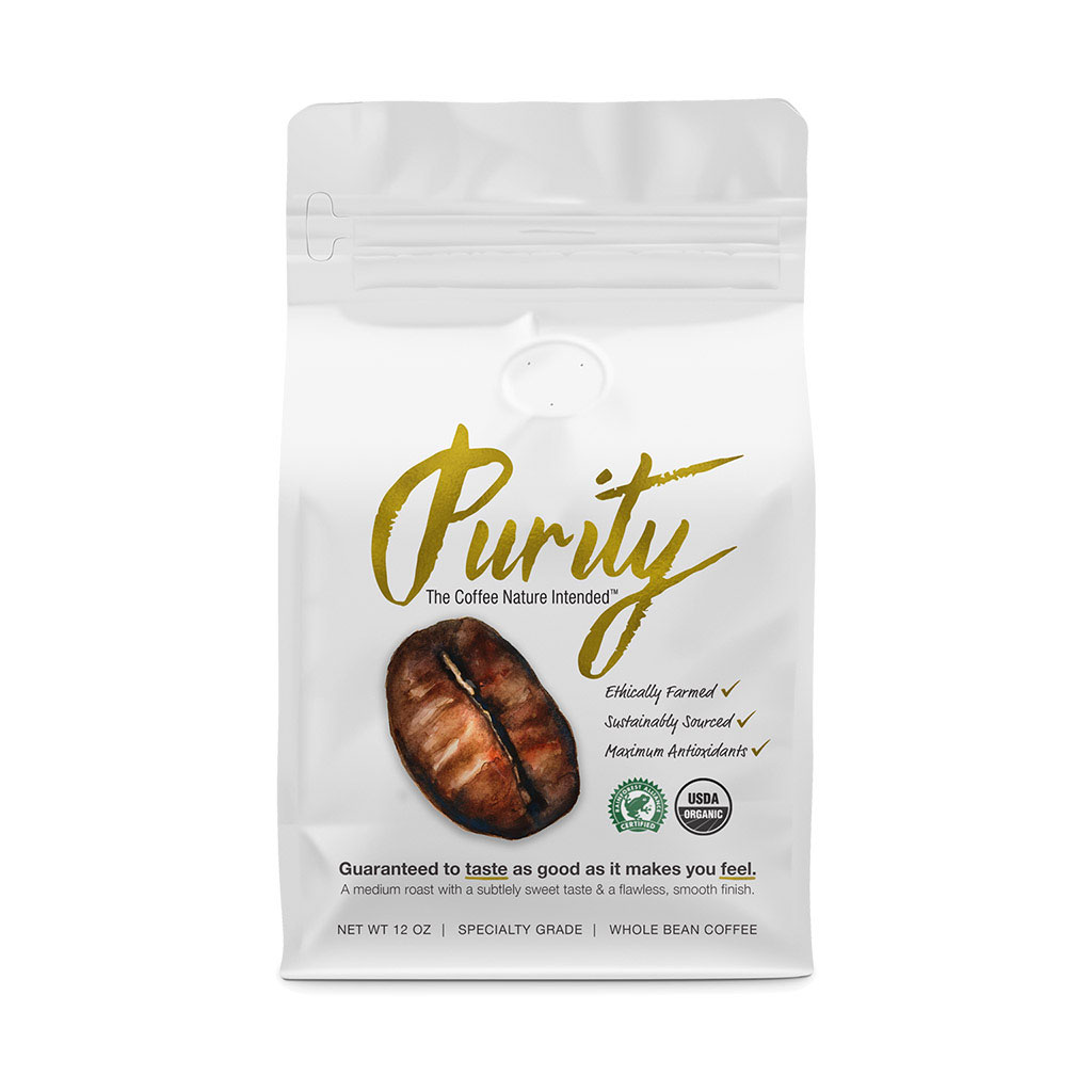 PURITY COFFEE 12oz. Individual Bags