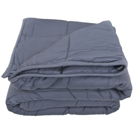 Proper Weighted Blanket